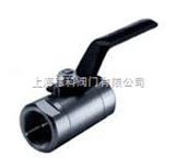 进口螺纹高压球阀/日本KTM品牌上海总代理
