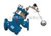 YQ98005型过滤活塞式电动浮球阀